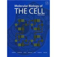 Molecular Biology of the Cell by Alberts; Bruce, 9780815344322