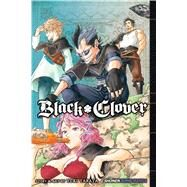 Black Clover 7 by Tabata, Yuki, 9781421594323