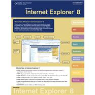Windows Internet Explorer 8 CourseNotes by Course Technology, 9780538744324