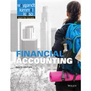 Financial Accounting by Weygandt, Jerry J.; Kimmel, Paul D., Ph.D.; Kieso, Donald E., Ph.D., 9781118334324