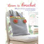 Learn to Crochet by Trench, Nicki, 9781782494324