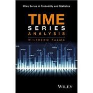 Time Series Analysis by Palma, Wilfredo, 9781118634325