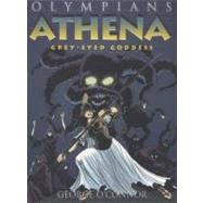 Athena Bk. 2 : Grey-Eyed Goddess by O'Connor, George, 9781596434325