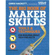 The Big Book of Maker Skills by Hackett, Chris, 9781681884325