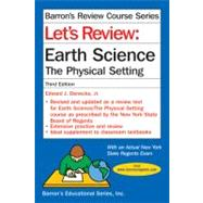 Let's Review Earth Science by Denecke, Edward J., Jr., 9780764134326