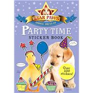 Party Time Sticker Book by Macmillan Children's Books, 9781438004327