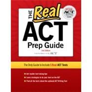 The Real ACT Prep Guide by American College Testing Program, 9780768934328