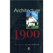 Architecture, 1900 by Burman,Peter;Burman,Peter, 9781873394328