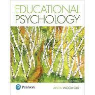 Educational Psychology by Woolfolk, Anita, 9780134774329