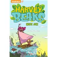 Harvey Beaks #1: Inside Joke by Petrucha, Stefan; Schuster, Andreas, 9781629914329