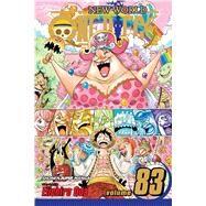 One Piece 83 by Oda, Eiichiro, 9781421594330