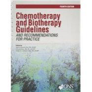 Chemotherapy and Biotherapy Guidelines and Recommendations for Practice by Polovich, Martha, Ph.D., R.N., 9781935864332