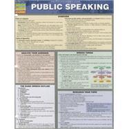 Public Speaking by Milan, Sharon; Jacobs, Rachel, 9781423224334