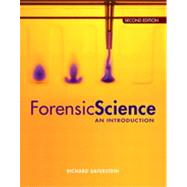 Forensic Science: An Introduction by Saferstein, Richard, Ph.D., 9780135074336