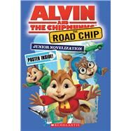 The Road Chip: Junior Novel (Alvin and the Chipmunks) by Scholastic; Howard, Kate; Scholastic, 9780545934336