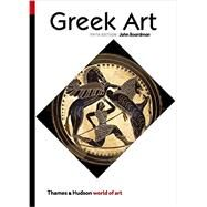 Greek Art by Boardman, John, 9780500204337