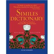 Similes Dictionary by Sommer, Elyse, 9781578594337