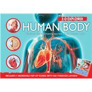 3-D Explorer: Human Body by de la Bedoyere, Camilla, 9781626864337