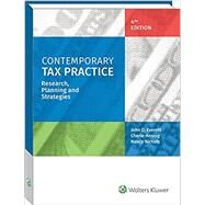Contemporary Tax Practice by Everett, John O.; Hennig, Cherie; Nichols, Nancy, 9780808044338