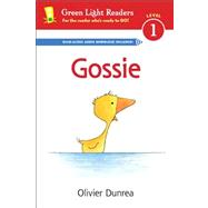 Gossie: Includes Downloadable Audio by Dunrea, Olivier, 9780544114340