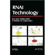 RNAi Technology by Gaur; R. K., 9781138114340