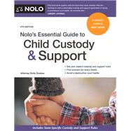 Nolo's Essential Guide to Child Custody & Support by Doskow, Emily, 9781413324341