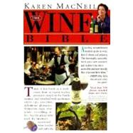 The Wine Bible by MacNeil, Karen, 9781563054341