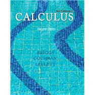 Multivariable Calculus by Briggs, William; Cochran, Lyle; Gillett, Bernard, 9780321954343