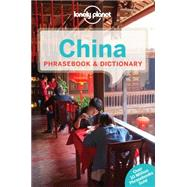 Lonely Planet China Phrasebook & Dictionary by Lonely Planet Publications, 9781743214343