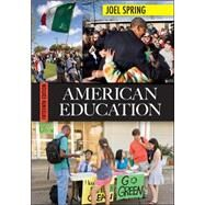 American Education by Spring, Joel, 9780078024344