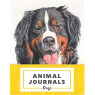 Animal Journals - Dogs: Two Notebook Sets by Various, 9781616894344