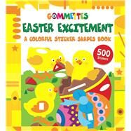 Easter Excitement by Little Bee Books, 9781499804348