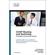 CCNP Routing and Switching Portable Command Guide by Empson, Scott; Gargano, Patrick; Roth, Hans, 9781587144349