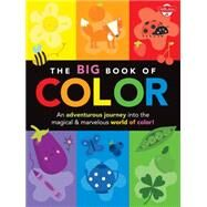 The Big Book of Color by Walter Foster Creative Team, 9781600584350
