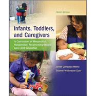 Infants, Toddlers, and Caregivers:  A Curriculum of Respectful, Responsive, Relationship-Based Care and Education by Gonzalez-Mena, Janet; Eyer, Dianne Widmeyer, 9780078024351