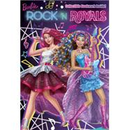 Barbie in Rock 'n Royals: The Chapter Book (Barbie in Rock 'n Royals) by MCGUIRE WOODS, MOLLY, 9780553524352