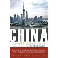 China : The Balance Sheet - What the World Needs to Know Now about the Emerging Superpower by Bergsten, C. Fred, 9781586484354