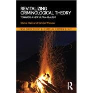 Revitalizing Criminological Theory:: Towards a New Ultra-Realism by Hall; Steve, 9780415744355