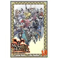 Monster Hunter Flash Hunter 10 by Hikami, Keiichi; Yamamoto, Shin; Werry, John, 9781421584355