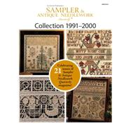 Sampler & Antique Needlework Quarterly Collection 1991-2000 by Annie's, 9781573674355