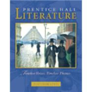 Prentice Hall Literature: Timeless Voices, Timeless Themes : Platinum Level by No Author, 9780131804357