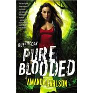 Pure Blooded by Carlson, Amanda, 9780316404358