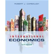 International Economics by Carbaugh, 9781285854359