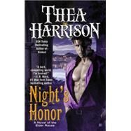 Night's Honor by Harrison, Thea, 9780425274361