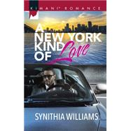 A New York Kind of Love by Williams, Synithia, 9780373864362