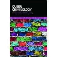 Queer Criminology by Buist; Carrie, 9781138824362