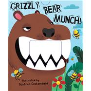 Grizzly Bear Munch! by Costamagna, Beatrice, 9781499804362