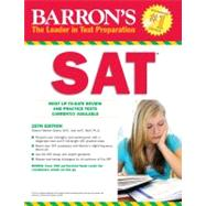 Barron's Sat by Green, Sharon Weiner, 9780764144363