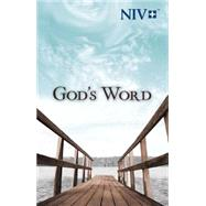 Holy Bible: New International Version, God's Word, Blue Pier by Zondervan Publishing House, 9781563204364