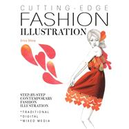 Cutting-Edge Fashion Illustration by Sharp, Erica, 9781446304365